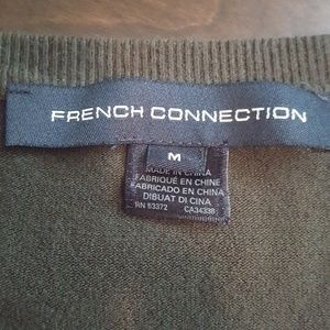 French Connection Sweaters - Green - grey French connection sweater